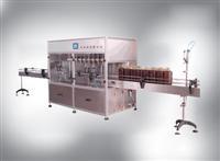 Automatic sour  milk  filling  production  line