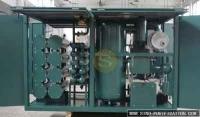 VFD-R Double-Stage Vacuum Insulation Oil Regeneration Purifier