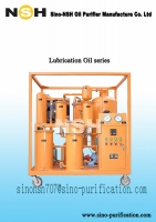 LV — Lubrication Oil Purifier  transformer